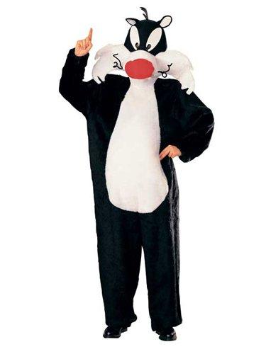 Std Size Adult (36-42 Jacket) Adult Warner Bros. TM Adult Sylvester Costume -