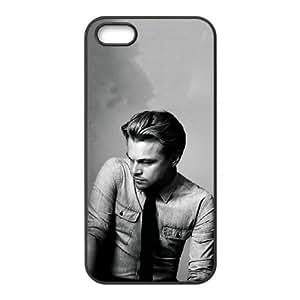 iPhone 4 4s Cell Phone Case Black Leonardo Dicaprio wlyj