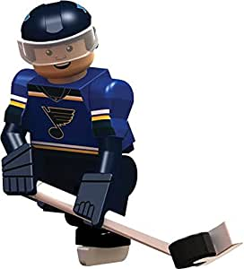 oyo sports blues oyo nhl mini figures 2014 home jersey sports outdoors. Black Bedroom Furniture Sets. Home Design Ideas