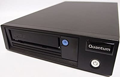 Quantum TC-L62BN External LTO6 SAS2 Tape Drive 6.25TB Data Capacity (NEW) from Quantum