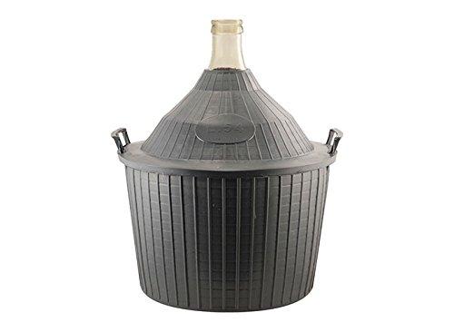 Glass Demijohn - 14 G (54 L) - Narrow - Jar 14g
