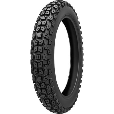 4.10x18 (58P) Tube Type Kenda K270 Dual Sport Rear Tire for Yamaha XT500 1976-1981 by Kenda (Image #1)
