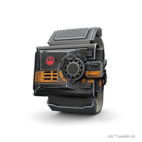 The Force is strong with you. Channel it with the Star Wars Force Band by Sphero. Like a Jedi Knight, you can control your BB-8 App-Enabled Droid with just a wave of your hand and expand your abilities with Force Training. Use the band by its...