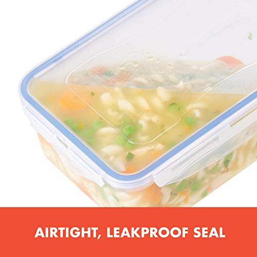 LOCK & LOCK SPECIAL Airtight Pickle Container, Small 23.67-oz / 2.96-cup