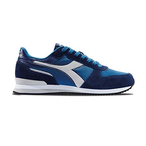 60076 STAR Diadora Hombre BLUE Zapatillas para Malone S RTTwq6SX