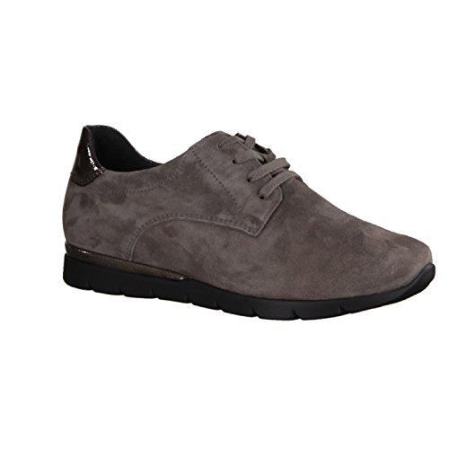 Semler, Grau Gris Femme Sneaker