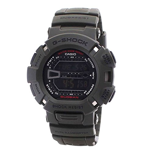 Casio G-Shock Men's Watch G-Shock Mudman G-9000-3VDR - WW