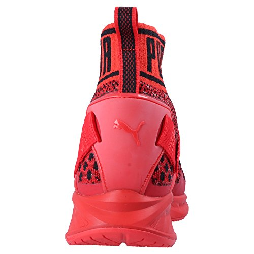 Competition Rouge Puma Ignite Unisexe Course Chaussures De Evoknit Adult T4Fgx6Zq