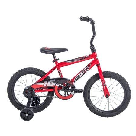 Amazon.com: Huffy: Bicicleta Rock It EZ de 16.0 in, color ...