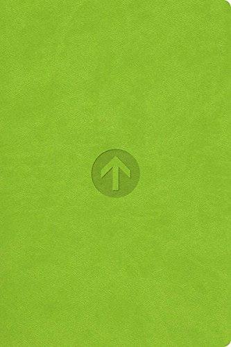 Schlachter 2000: Taschenausgabe mit Parallelstellen, PU-Einband grün, grauer Farbschnitt
