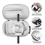Eyglo Hard Carrying Case for Oculus Quest 2 Head