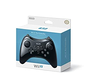 Nintendo Wii U Pro Controller - Black (B00MUY0OFU) | Amazon price tracker / tracking, Amazon price history charts, Amazon price watches, Amazon price drop alerts