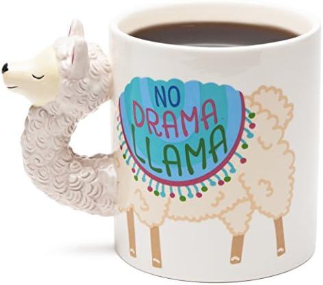 BigMouth Inc Drama Llama Coffee