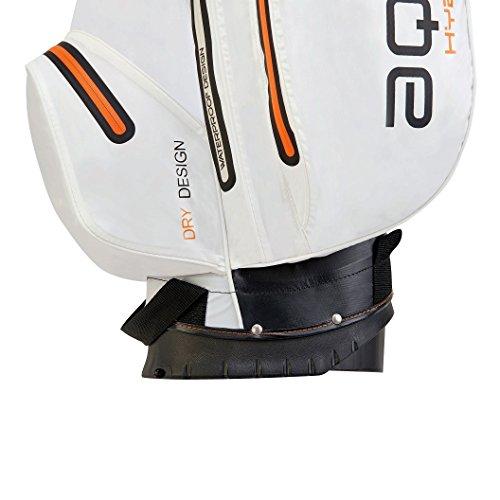 BIG MAX AQUA Hybrid Golf Standbag - 100% Wasserdicht-Blau ...