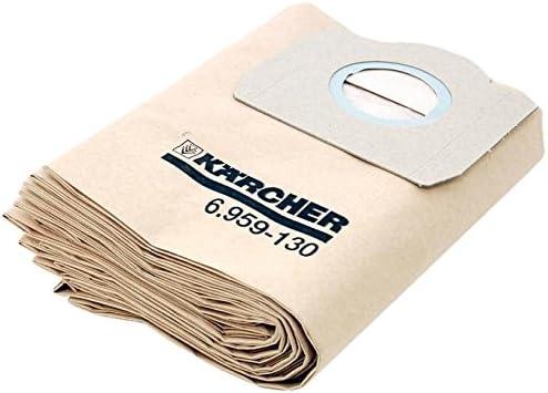 Kärcher – Bolsas de Filtro para a2231, A2251, a2254, a2534, a2554 ...