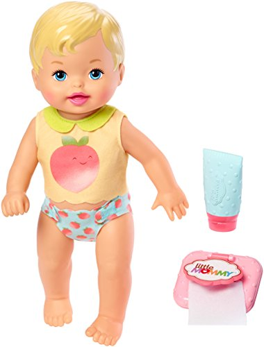 Little Mommy Everyday Moments Peach Doll