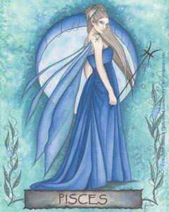 Amazon Com Fairies Fantasy Jessica Galbreth Artist Sticker Zodiac