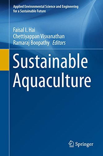 (Sustainable Aquaculture (Applied Environmental Science and Engineering for a Sustainable Future))