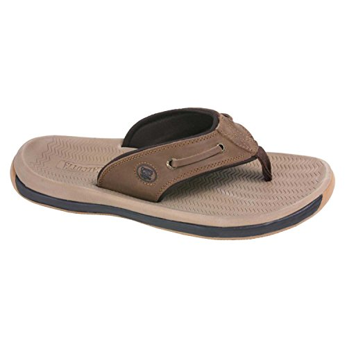 Calcutta CC66042BRN-9 BlueWater Sandals with Non Slip - Boots Bluewater