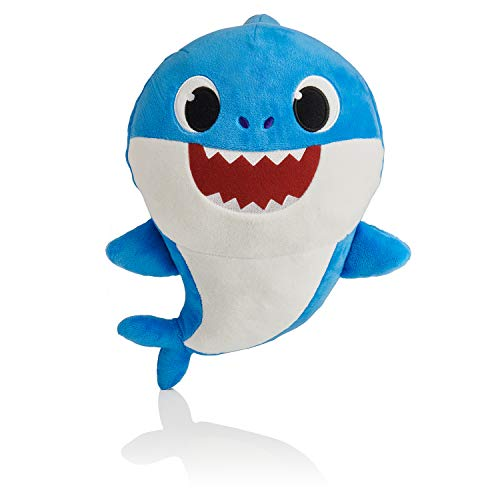 Pinkfong Baby Shark Official Song Doll - Daddy Shark - By WowWee from WowWee