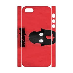 iphone 5 5s Cell Phone Case 3D games Wolfenstein The New Order 91INA91116321
