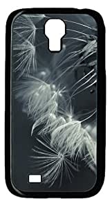 Cool Painting Candelion close up Polycarbonate Hard Case Cover for Samsung Galaxy S4/I9500 wangjiang maoyi