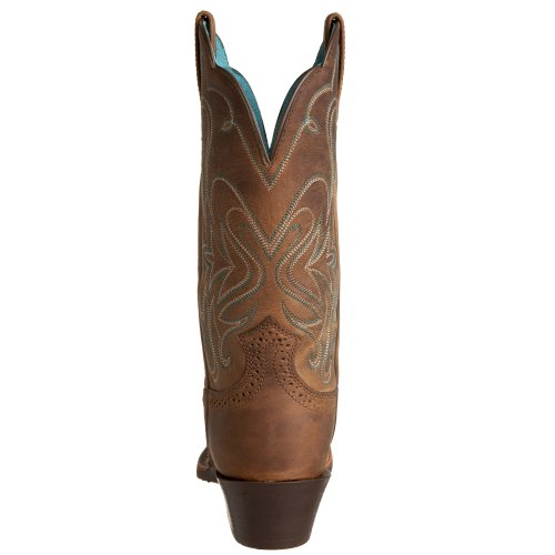 Ariat Frauenlegende Western Cowboy Boot Distressed Braun
