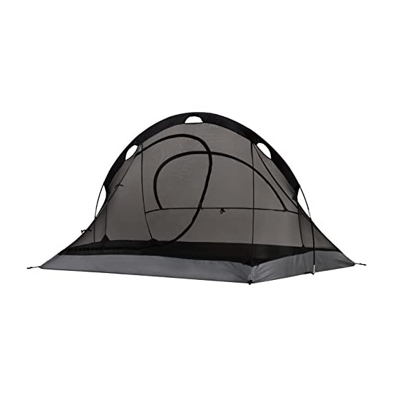 Coleman Hooligan Backpacking Tent 3 Sleeps 2 Main fly seams are factory taped Heavy duty 1000D polyethylene bathtub floor for extra durability and welded leak proof seams