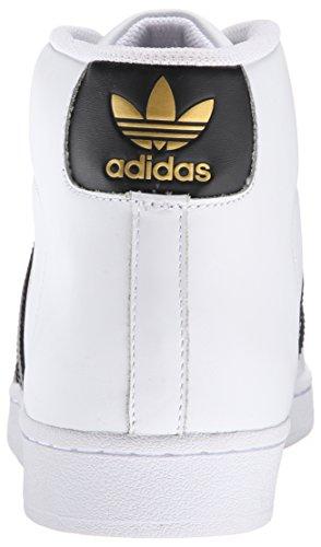 M Bianco Bianco Basket 11 da Model Performance 5 Nero PRO adidas Scarpa Us gw8RqPcYBS