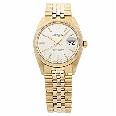Rolex Date Automatic-self-Wind Male Watch 1503 (Certified Pre-Owned) by Rolex