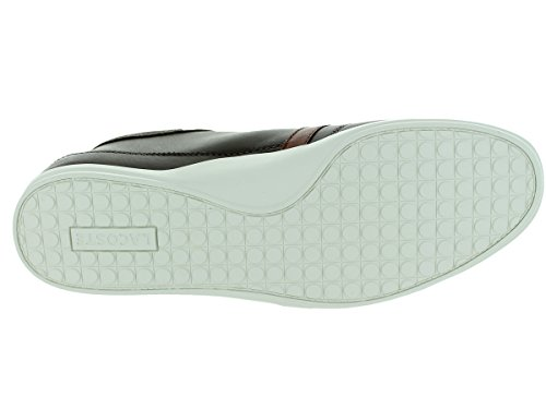 Lacoste Mens Misano 32 Srm Casual Shoe Kaki