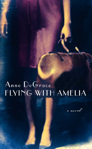 book cover of Flying with Amelia