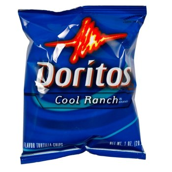 doritos cool ranch 1 oz - 7