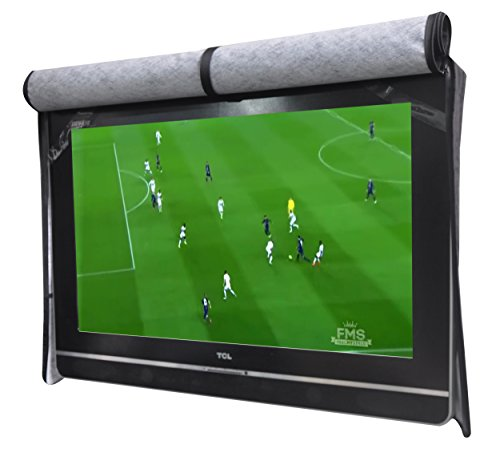"""UPC 756040753306, A1Cover Outdoor TV Flap Top Cover ,Scratch Resistant liner protect LED Screen best-Compatible with Standard Mounts and Stands (42"""", Black)"""