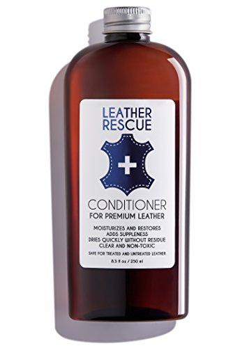 Leather Rescue Leather Conditioner and Restorer