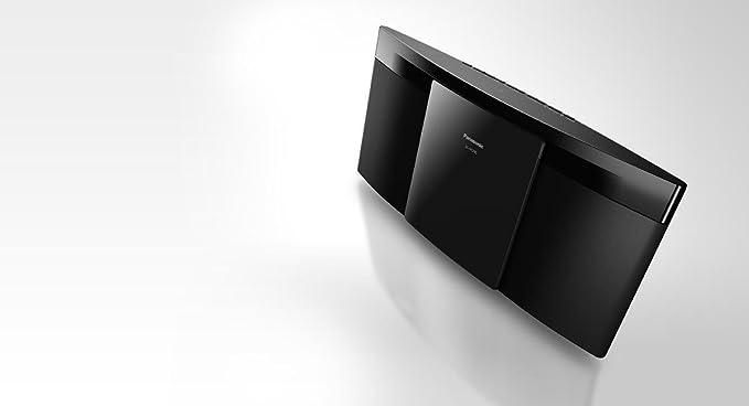 Panasonic SC-HC295EG-BK Mini Set 20W Negro Sistema de Audio para el hogar: Amazon.es: Electrónica