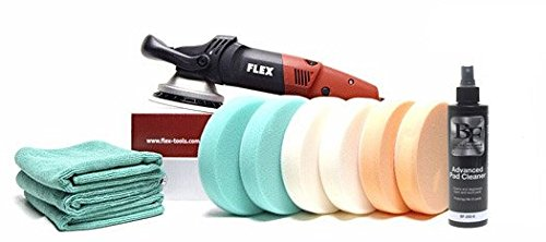 Buff & Shine Flex XC3401 Polishing Kit