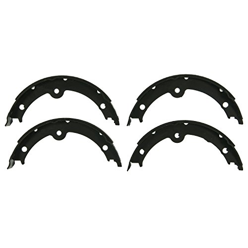 Wagner Z907 Brake Shoe Set, Rear