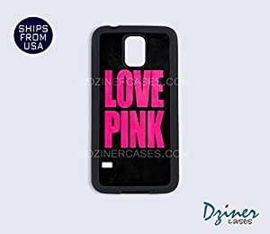 Galaxy S5 Case - Love Pink