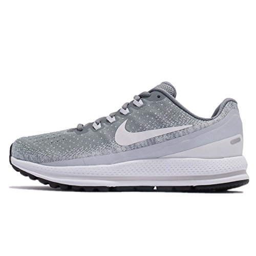 Pure 13 Air Multicolore Grey WMNS NIKE Sneakers White Vomero Wolf Cool Platinum 003 Grey Zoom Femme Basses FCPIqIw