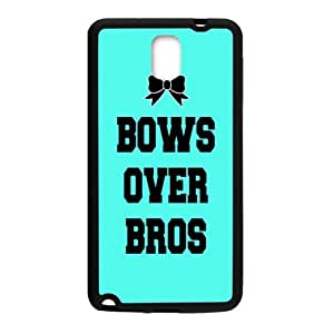 bows over bros Phone Case for Samsung Galaxy Note3
