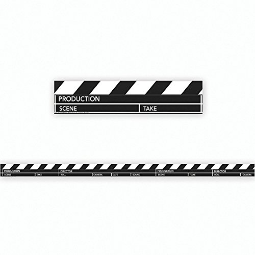Eureka Hollywood Clapboard Deco -
