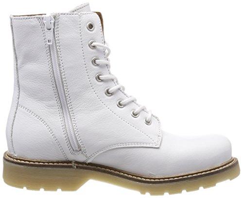 Boots White Salmon White 2 Ankle Sun Women's Apple Eden of CxXqwXF1
