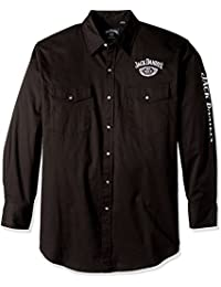 Men's Daniel's Logo Rodeo Cowboy Shirt - 15225006Jd28