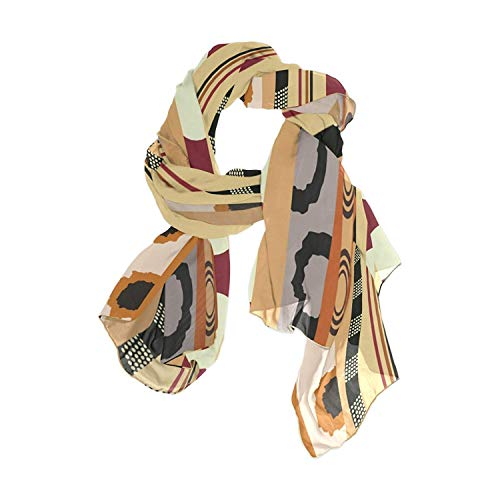 Africa Art Women Fashion Light Weight Print Scarves Scarf Gorgeous Shawl Wrap-Various Colors by Pingshoes