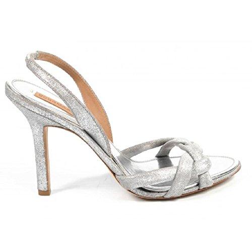 Max Azria ladies sandal MA-MIRNA SILVER Silver QsQOyJSoH