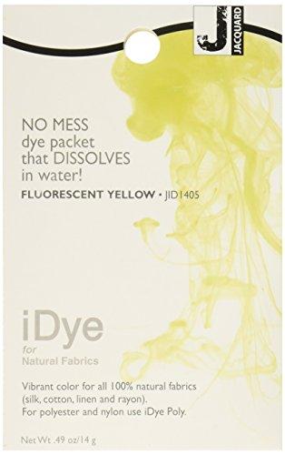 Jacquard Products FBA 405 Idye 14gm Fourescent Yellow
