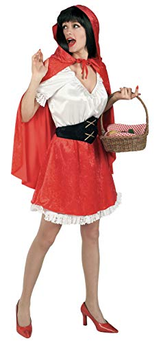 Rubie's Little Red Riding Hood Costume, Red, Standard