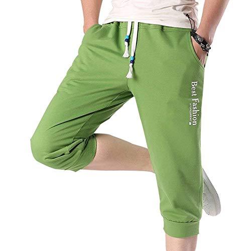 Pantalon Fête De N 3 Un Avec Grun 4 Vêtements Pantalons Hommes Sport Jogging Pour Cordon D'été Shorts 74wfgqcUf