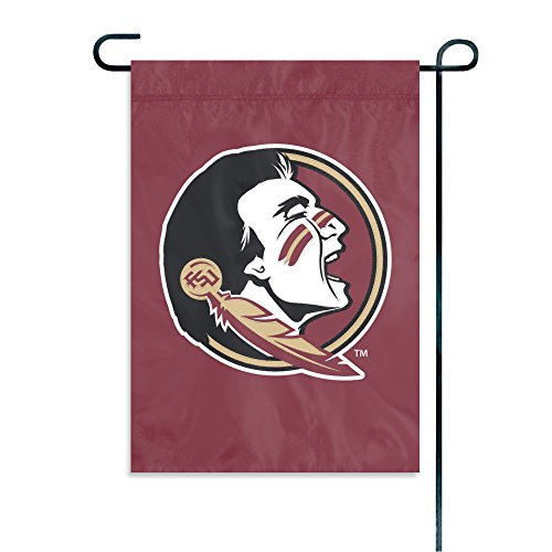 Party Animal NCAA Florida State Seminoles Garden Flag (Seminoles State Hanging Florida)
